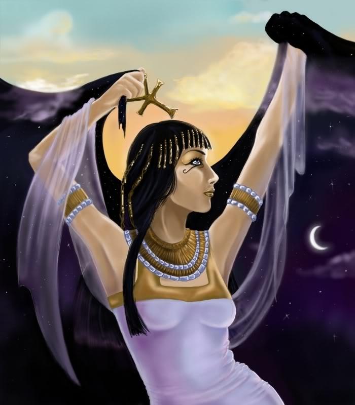 Богиня Нут