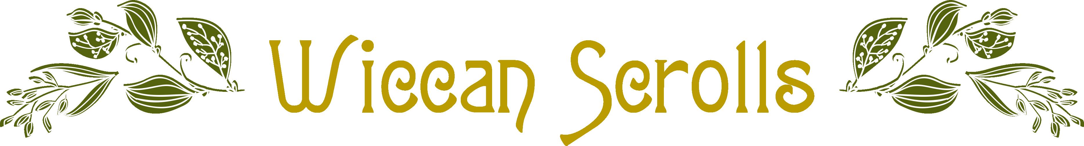 Wiccan Scrolls