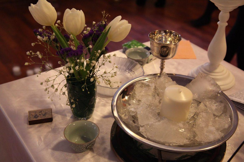 Ритуал Имболга инвокация 19 свечей