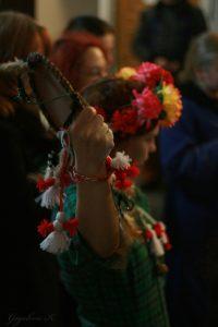 Танец в цветах