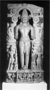 Статуя Сурьи, ΧΙ в.