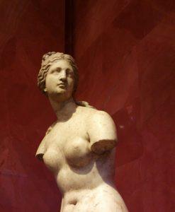 Таврическая Венера (II в.), Эрмитаж
